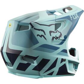 Fox RPC Seca Helmet Herren ice blue